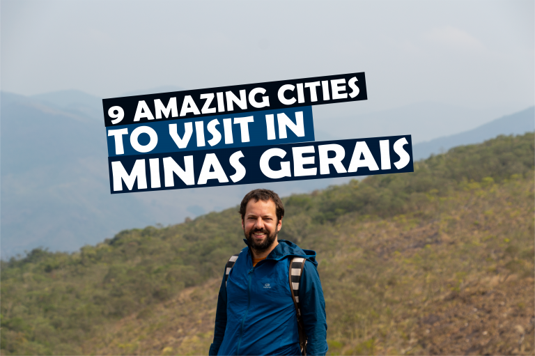 Read more about the article 9 amazing cities to visit in Minas Gerais, motorcycle trip
