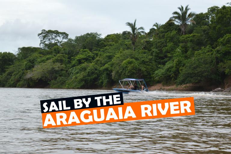 Read more about the article Sail by the Araguaia river, Brazilian Cerrado