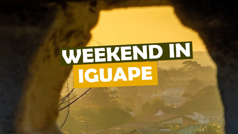Read more about the article WEEKEND IN IGUAPE